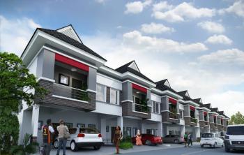 Luxury 3 Bedroom Terrace, Lafiaji Road , After Buena Vista Estate, Lafiaji, Lekki, Lagos, Terraced Duplex for Sale