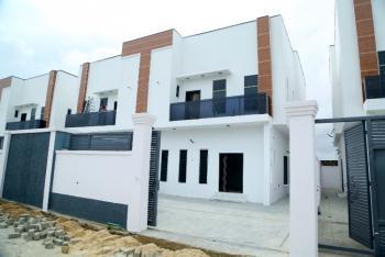 Tastefully Finished 4 Bedroom Semi Detached Duplex with a Bq, Ikota Villa, Lekki Phase 2, Lekki, Lagos, Semi-detached Duplex for Rent
