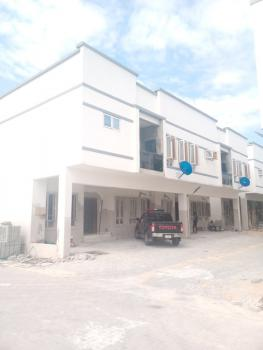 Spacious 3 Bedroom Terraced Duplex in an Estate By 2nd Toll Gate, 2nd Toll Gate, Lekki Phase 2, Lekki, Lagos, Terraced Duplex for Sale