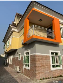 Self-serviced 5 Bedroom  Semi-detached Duplex + Bq, Lekki Phase 1, Lekki, Lagos, Semi-detached Duplex for Rent