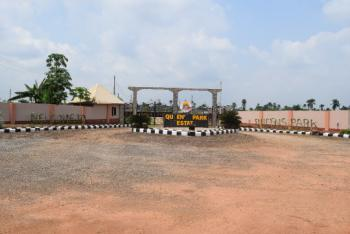 Dry Land, Citadel Estate New Airport Road Port Harcourt, Omagwa, Port Harcourt, Rivers, Residential Land for Sale