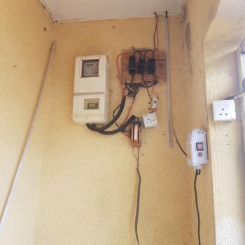 One Room Self Contained in a Secured Estate., House 2, Efab Estate Dakwa Deidei, Dei-dei, Abuja, Self Contained (single Rooms) for Rent