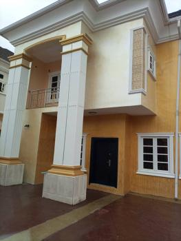 a Neatly Built Modern 4 Beroom Duplex with Self Contained, Bq., Golden Gate., Oluyole, Oyo, Detached Duplex for Rent