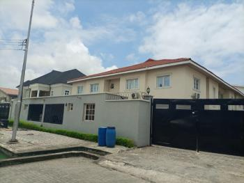 a Lovely and Partly Furnished 3 Bedroom Semi-detached Duplex, Lekki Phase 1, Lekki, Lagos, Semi-detached Duplex for Rent