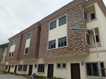 4 Bedroom Terraced Duplex, Osapa London, Osapa, Lekki, Lagos, Terraced Duplex for Sale
