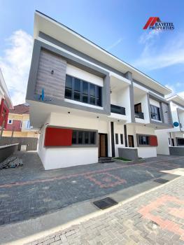 Serviced & Spacious 4 Bedroom Semi Detached Duplex, Villa Estate, Ikota, Lekki, Lagos, Semi-detached Duplex for Sale