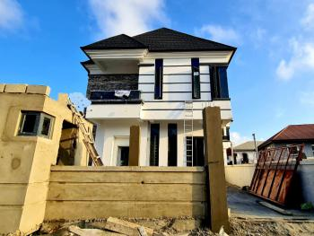 Spacious 4 Bedroom Luxury Fully Detached Duplex with a Domestic Room, Ikota, Lekki, Lagos, Detached Duplex for Sale