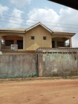 a Block of 4 Flats 2 Bedroom Each with a Mini Flat in Front, Behind Access Bank Opposite Laspotech 2nd Gate, Ikorodu, Lagos, Block of Flats for Sale