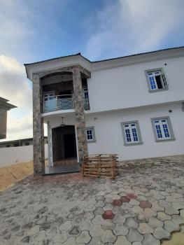 5 Bedroom Duplex with Bq, Olushola Harris,lekki Scheme 2, Ogombo, Ajah, Lagos, Detached Duplex for Rent