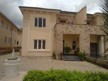 Luxury 4 Bedroom Semi Detached Duplex with Bq and Fitted Kitchen, Katampe (main), Katampe, Abuja, Semi-detached Duplex for Sale