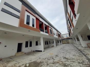Lovely 3 Bedroom Terraced Duplex with Bq, Orchid, Lafiaji, Lekki, Lagos, Terraced Duplex for Sale