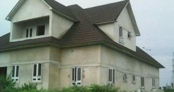 a New, Fenced and Gated Four Bedroom Fully Detached Duplex with Bqs, Summit Hills, Calabar, Cross River, Detached Duplex for Sale