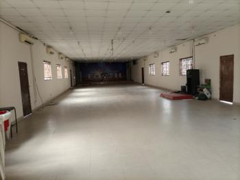 600sqm Supermarket/storage Warehouse on 1200sqm Plot with Large Parking Space, Sangotedo, Ajah, Lagos, Warehouse for Rent