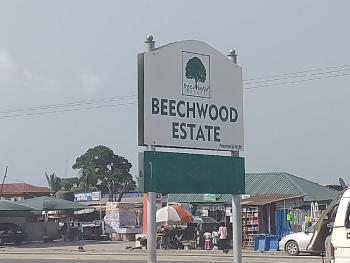 Serviced Plots with C of O in a Secured Estate with 24 Hours Light, Beechwood Estate, Bogije, Ibeju Lekki, Lagos, Residential Land for Sale