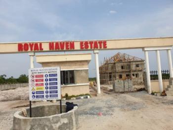 Dry Land, Royal Haven Estate, Abijo, Lekki, Lagos, Residential Land for Sale