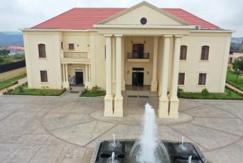 Luxurious 12 Bedrooms Mansion House, Asokoro, Asokoro District, Abuja, Detached Duplex for Sale