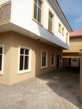 4 Bedroom Detached Duplex, Admiralty Estate, Lekki Expressway, Lekki, Lagos, Detached Duplex for Sale