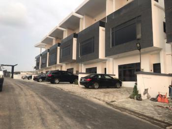 Exquisitely Finished 5 Bedrooms Terraced Duplex with Bq and Gen., Guzape District, Abuja, Terraced Duplex for Sale