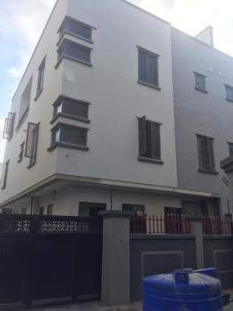 Spacious 4 Bedroom Semi Detached House with Open Terrace, Parkview, Ikoyi, Lagos, Semi-detached Duplex for Sale