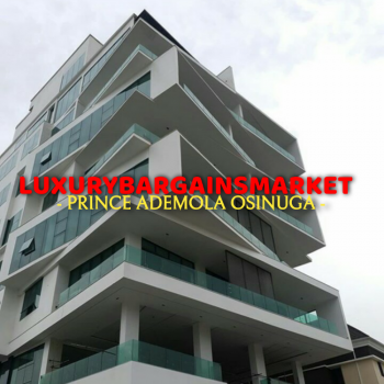 Ultra Luxury Newly Built Oceanview 5 Bedrooms Penthouse on 3 Floors!, Old Ikoyi, Ikoyi, Lagos, Flat / Apartment for Sale