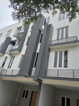 Newly Built 4 Bedrooms Terrace with a Room Bq, Off Palace Road, Oniru, Victoria Island (vi), Lagos, Terraced Duplex for Sale