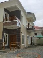 Stunning 4 Bedroom Semi-detached Duplex With A Maid's Room, Lekki Phase 1, Lekki, Lagos, 4 bedroom, 5 toilets, 4 baths Semi-detached Duplex for Sale