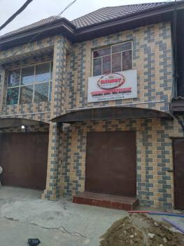 a Detached House with Shops, Along Ojuelegba Road, Ojuelegba, Surulere, Lagos, Block of Flats for Sale