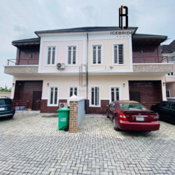Magnificent Serviced 4 Bedroom Semi Detached Duplex, Ikota, Lekki, Lagos, Semi-detached Duplex for Sale