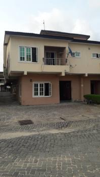 Spacious 4 Bedroom Semi Detached Duplex (almost Finished), Phase 4 Lekki Gardens Estate, Ajah, Lagos, Semi-detached Duplex for Sale