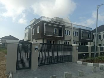 New 4 Bedroom Semi Detached House with All Rooms Ensuite., Lakeview Park Estate 1, Vgc, Lekki, Lagos, Semi-detached Duplex for Rent