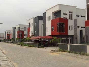 30 Units of Serviced 4 Bedroom Semi-detached House, Shoprite- Osapa Road, Jakande, Lekki, Lagos, Semi-detached Duplex for Sale