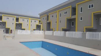 Brand New Executive Luxury 2 Bedroom Fully Serviced Pent House., Anchor Court Estate., Lafiaji, Lekki, Lagos, Flat for Rent