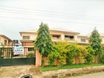 6 Bedroom Duplex Plus 2 Room Bq with Excellent Facilities. Negotiable, Centage Estate, Opposite Amina Courts, Apo, Abuja, Detached Duplex for Sale