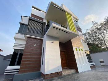 Newly Built 4 Bedroom Detached Duplex with Bq, Gra, Magodo, Lagos, Detached Duplex for Sale