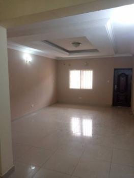 Spacious 3 Bedrooms Flat, Off Olusegun Obasanjo Way, Wuye, Abuja, Flat for Rent