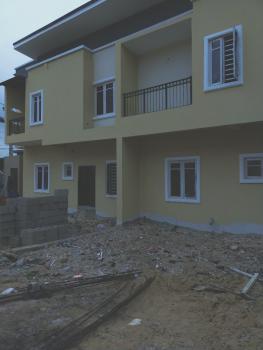 New 4 Bedroom Terrace Duplex with Bq, Ilupeju, Lagos, Terraced Duplex for Sale