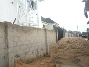 Genuine 1 Plot and Half with Fenced in a Good Area, Coner Stone Off Nta Road, Rumuokwuota, Port Harcourt, Rivers, Residential Land for Sale