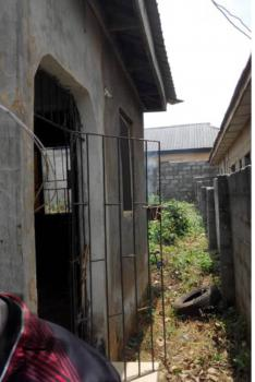 a Mini Flat with Spacious Room, Palour and Kitchen Fenced and Gated, Before Ijede, Gberigbe, Ikorodu, Lagos, Detached Bungalow for Sale