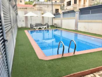 4 Bedrooms Duplex with Bq, Maitama District, Abuja, Terraced Duplex for Rent