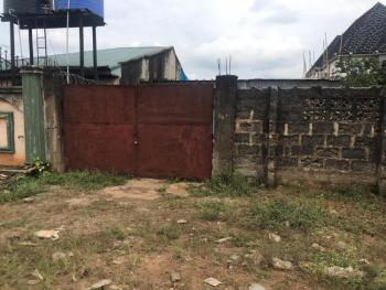 1 Bedroom with Large Parlor Bungalow Self Compound in a Gated Estate, New Owerri, Owerri, Imo, Detached Bungalow for Sale