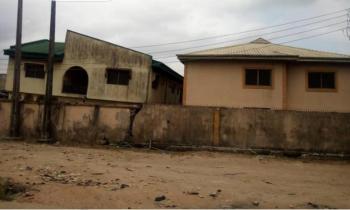 Two Houses, Ayo Buari, Alapere, Ketu, Lagos, Block of Flats for Sale