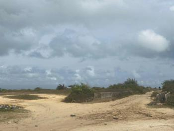 Sweet 6 Plots of Land Facing The Atlantic Ocean, Ilasan, Lekki, Lagos, Mixed-use Land for Sale