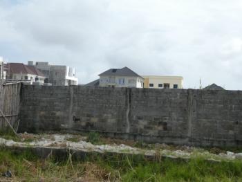 Strategically Located Waterfront Land Measuring 1120 Square Metres, Ado Road, Lekki Expressway, Lekki, Lagos, Residential Land for Sale