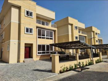 4 Bedroom Serviced Detached House with Boys Quarter, Osapa, Lekki, Lagos, Detached Duplex for Sale
