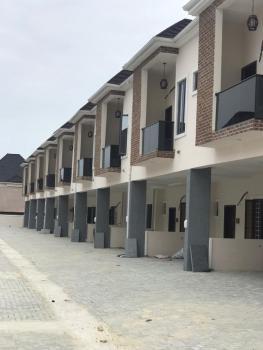 Newly Built Brand New Tastefully Furnished 4 Bedrooms Terraced Duplex, Off Lekki Expressway, Ikota, Lekki, Lagos, Terraced Duplex for Rent