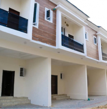 Luxury 4 Bedrooms Terraced Duplex with Governors Consent, Vgc, Lekki, Lagos, Terraced Duplex for Sale