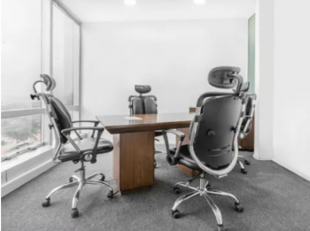 Work Your Way in a Private Office for Two., 4th Floor, Tower C Churchgate Plaza, Ao Cadastral Zone, Central Business District, Abuja, Office Space Short Let