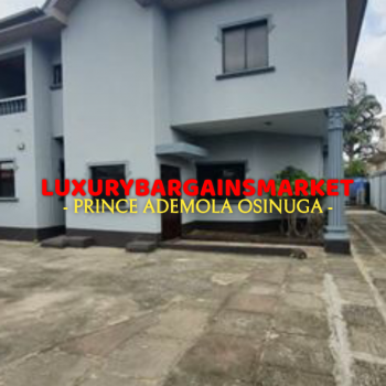 Residential Or Commercial 5 Bedrooms Property, Parkview, Ikoyi, Lagos, Semi-detached Duplex for Rent
