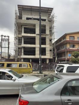 Uncompleted 3 Storey Office Building + Penthouse, Herbert Macaulay Way, Alagomeji Bus Stop, Alagomeji, Yaba, Lagos, Office Space for Sale