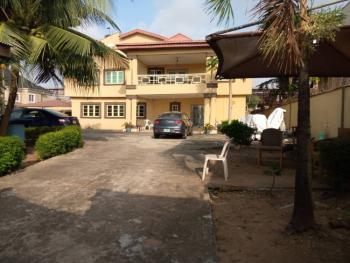 8 Bedroom Detached Mansion on 1,499sqm in a Serene Estate, Adeniyi Jones Avenue, Adeniyi Jones, Ikeja, Lagos, Detached Duplex for Sale